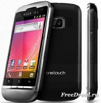 Alcatel One Touch 918 и  One Touch 318D на две SIM...