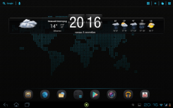 Thanks Theme GO Launcher HD