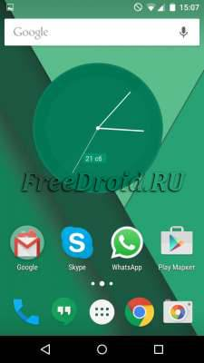 ����� ���� � ����� Android 5.0 Lollipop....