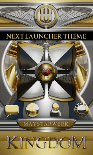 Next Launcher Theme Kingdom
