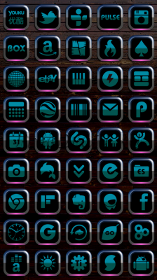CALAIDEON Next Launcher Theme