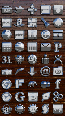 OSLO Next Launcher 3D Theme