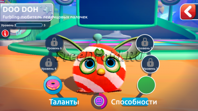 how to play furby connect world