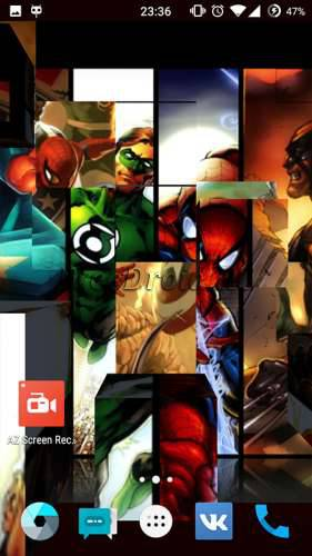 MARVEL Pack 1 live wallpaper