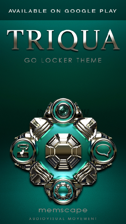 Тема для GO Locker....