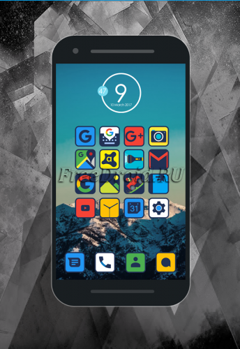 Merrun - Icon Pack