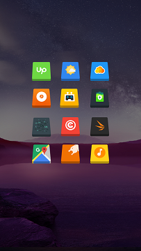 Icon Pack - 3D shaped Icons